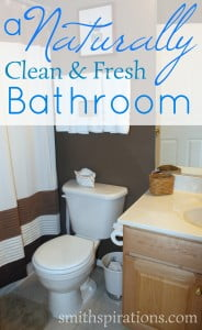 A Naturally Clean and Fresh Bathroom