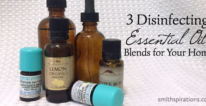3 Disinfecting Essential Oil Blends for Your Home (2)