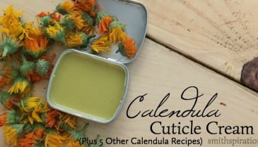 Calendula Cuticle Cream 2