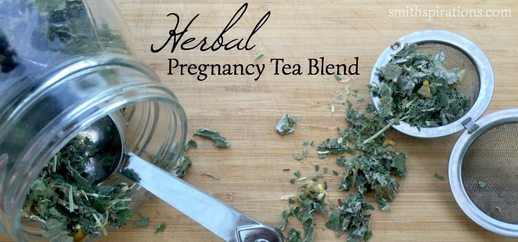 Is there an herbal tea you enjoy during pregnancy?