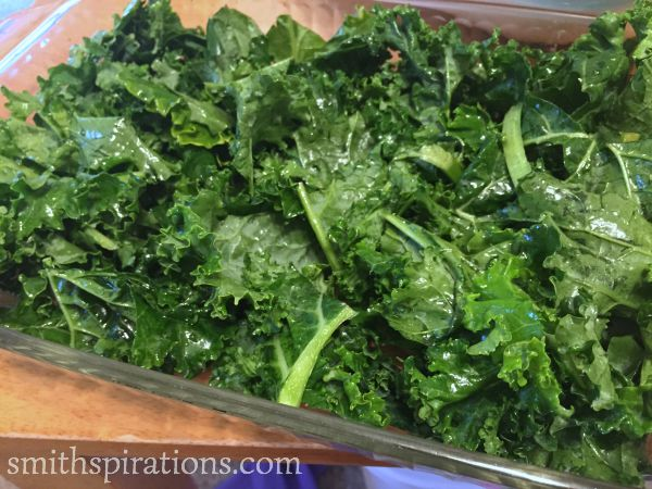 Kale for chips