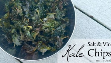 Salt & Vinegar Kale Chips 2