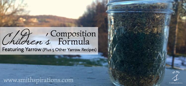 Children's Composition Formula