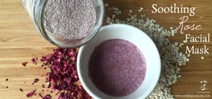 Soothing Rose Facial Mask, Plus 7 Other Rose Recipes