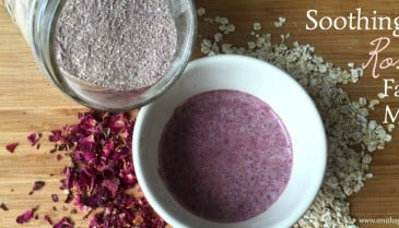 Soothing Rose Facial Mask 2