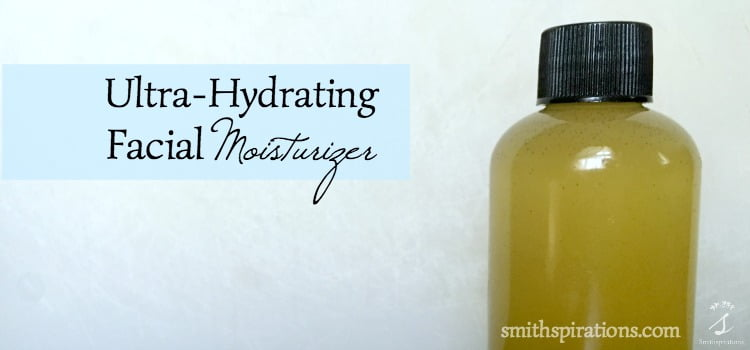 Ultra-Hydrating Facial Moisturizer