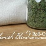 Blemish Blend Roll-On with Essential Oils