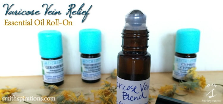 Varicose Vein Relief Essential Oil Roll-On