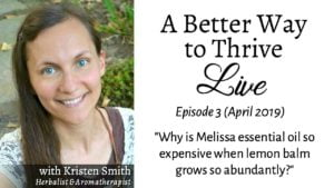 Why Are Some Essential Oils So Expensive? (Live Video Replay)