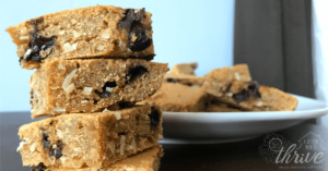 How to Make Irresistibly Guilt-Free Coconut Flour Cookies