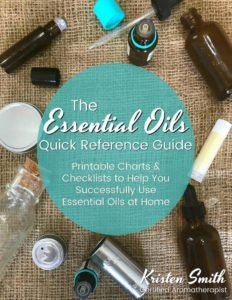 The Essential Oils Quick Reference Guide