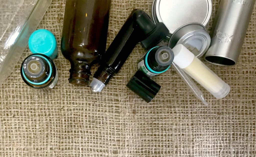 essential oil supplies
