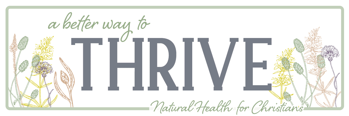 A Better Way to Thrive