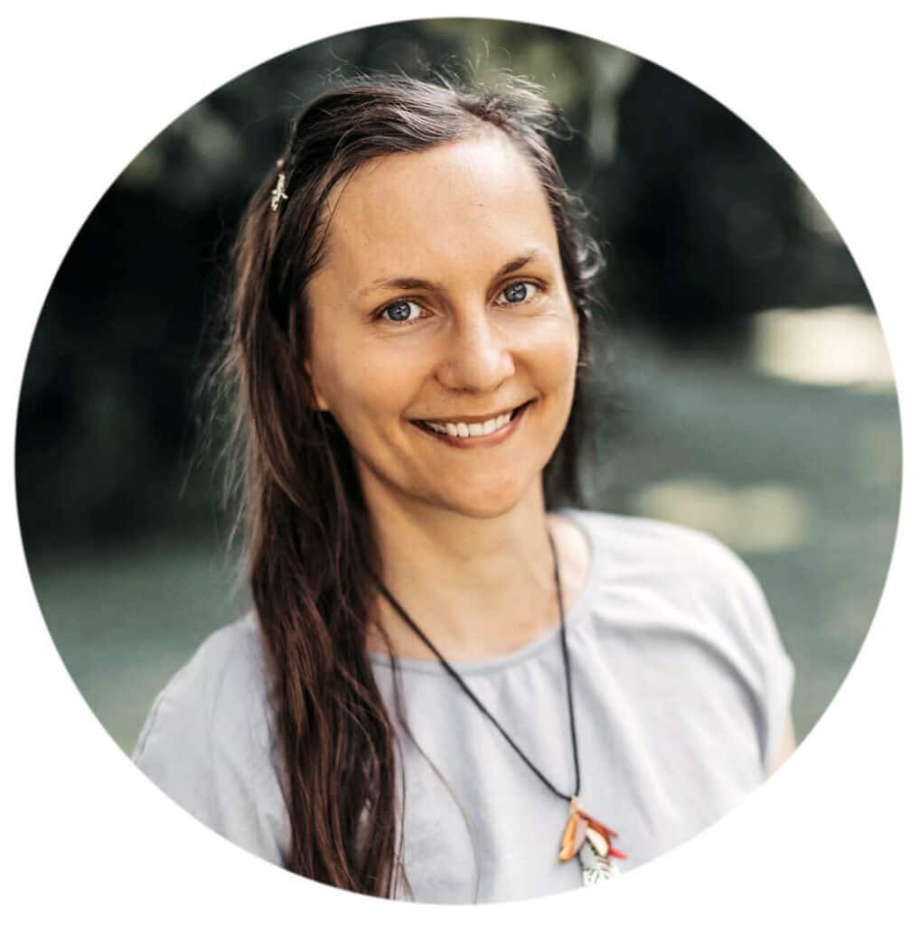 Kristen Smith, author